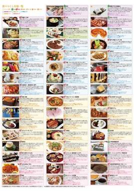 食べつくしGP2013パンフレット裏